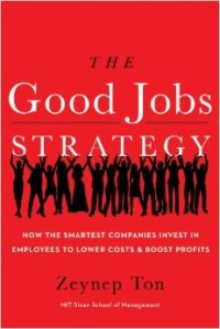 Good Jobs Strategy cover